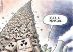 Cartoonist Nick Anderson  Nick Anderson's Editorial Cartoons 2011-03-28 United States