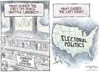 Cartoonist Nick Anderson  Nick Anderson's Editorial Cartoons 2011-04-13 Florida