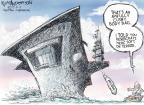 Cartoonist Nick Anderson  Nick Anderson's Editorial Cartoons 2011-05-03 vice president