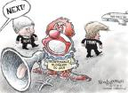 Cartoonist Nick Anderson  Nick Anderson's Editorial Cartoons 2011-05-18 mouth