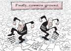 Cartoonist Nick Anderson  Nick Anderson's Editorial Cartoons 2011-05-24 diplomatic