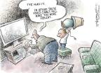 Cartoonist Nick Anderson  Nick Anderson's Editorial Cartoons 2011-06-29 father