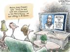 Cartoonist Nick Anderson  Nick Anderson's Editorial Cartoons 2011-10-02 vice president