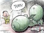 Cartoonist Nick Anderson  Nick Anderson's Editorial Cartoons 2011-12-20 Korea