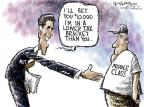 Cartoonist Nick Anderson  Nick Anderson's Editorial Cartoons 2012-01-18 tax