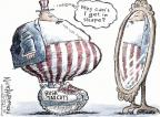 Cartoonist Nick Anderson  Nick Anderson's Editorial Cartoons 2012-05-17 tax