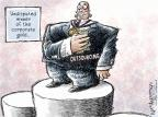 Cartoonist Nick Anderson  Nick Anderson's Editorial Cartoons 2012-07-15 outsource