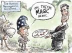 Cartoonist Nick Anderson  Nick Anderson's Editorial Cartoons 2012-10-14 2012 election economy