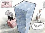 Cartoonist Nick Anderson  Nick Anderson's Editorial Cartoons 2012-11-08 republican party