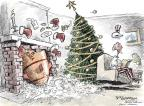 Cartoonist Nick Anderson  Nick Anderson's Editorial Cartoons 2012-12-13 Korea