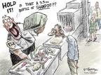 Cartoonist Nick Anderson  Nick Anderson's Editorial Cartoons 2013-03-10 baseball bat
