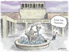 Cartoonist Nick Anderson  Nick Anderson's Editorial Cartoons 2013-04-26 Bush administration