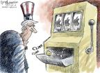 Cartoonist Nick Anderson  Nick Anderson's Editorial Cartoons 2013-05-23 tax loophole