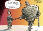 Cartoonist Nick Anderson  Nick Anderson's Editorial Cartoons 2013-05-29 military sexual assault
