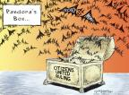 Cartoonist Nick Anderson  Nick Anderson's Editorial Cartoons 2013-06-04 supreme court justice