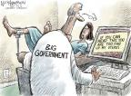 Cartoonist Nick Anderson  Nick Anderson's Editorial Cartoons 2013-07-05 legislator