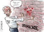 Cartoonist Nick Anderson  Nick Anderson's Editorial Cartoons 2013-08-06 congress recess