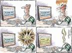 Cartoonist Nick Anderson  Nick Anderson's Editorial Cartoons 2013-11-20 later