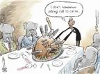 Cartoonist Nick Anderson  Nick Anderson's Editorial Cartoons 2013-11-27 diplomatic
