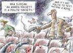 Cartoonist Nick Anderson  Nick Anderson's Editorial Cartoons 2014-01-16 Florida