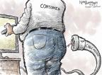 Cartoonist Nick Anderson  Nick Anderson's Editorial Cartoons 2014-02-18 business