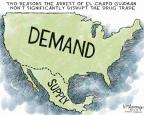 Cartoonist Nick Anderson  Nick Anderson's Editorial Cartoons 2014-02-26 economic demand