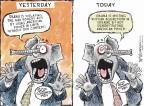 Cartoonist Nick Anderson  Nick Anderson's Editorial Cartoons 2014-03-06 diplomatic
