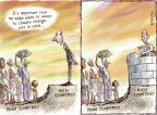 Cartoonist Nick Anderson  Nick Anderson's Editorial Cartoons 2014-04-01 climate