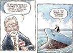 Cartoonist Nick Anderson  Nick Anderson's Editorial Cartoons 2014-04-18 Korea