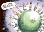 Cartoonist Nick Anderson  Nick Anderson's Editorial Cartoons 2014-05-08 climate