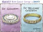 Cartoonist Nick Anderson  Nick Anderson's Editorial Cartoons 2014-07-01 court decision