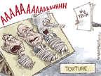Cartoonist Nick Anderson  Nick Anderson's Editorial Cartoons 2014-12-10 Bush administration