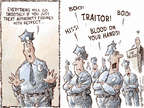 Cartoonist Nick Anderson  Nick Anderson's Editorial Cartoons 2014-12-30 honor