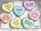 Cartoonist Nick Anderson  Nick Anderson's Editorial Cartoons 2015-02-12 John