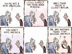 Cartoonist Nick Anderson  Nick Anderson's Editorial Cartoons 2015-02-24 division