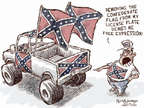 Cartoonist Nick Anderson  Nick Anderson's Editorial Cartoons 2015-03-25 flag