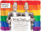 Cartoonist Nick Anderson  Nick Anderson's Editorial Cartoons 2015-06-28 Constitution