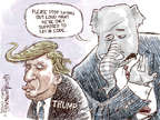 Cartoonist Nick Anderson  Nick Anderson's Editorial Cartoons 2015-07-12 right-wing
