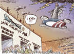 Cartoonist Nick Anderson  Nick Anderson's Editorial Cartoons 2015-07-16 gay military
