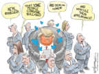 Cartoonist Nick Anderson  Nick Anderson's Editorial Cartoons 2018-05-03 Nick Anderson