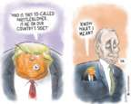 Cartoonist Nick Anderson  Nick Anderson's Editorial Cartoons 2019-09-24 foreign
