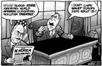 Cartoonist Kirk Anderson  Kirk Anderson's Editorial Cartoons 2003-01-15 diplomatic