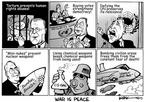 Cartoonist Kirk Anderson  Kirk Anderson's Editorial Cartoons 2003-03-01 gas