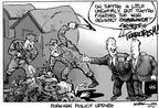 Cartoonist Kirk Anderson  Kirk Anderson's Editorial Cartoons 2003-07-08 foreign
