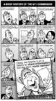Cartoonist Kirk Anderson  Kirk Anderson's Editorial Cartoons 2004-07-23 obstacle
