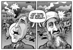 Cartoonist Kirk Anderson  Kirk Anderson's Editorial Cartoons 2004-09-13 Islam