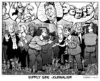 Cartoonist Kirk Anderson  Kirk Anderson's Editorial Cartoons 2004-06-09 journalism