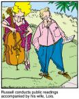 Cartoonist Jerry Van Amerongen  Ballard Street 2011-06-09 musical
