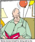 Cartoonist Jerry Van Amerongen  Ballard Street 2012-03-08 honor