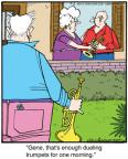 Cartoonist Jerry Van Amerongen  Ballard Street 2013-07-06 musical
